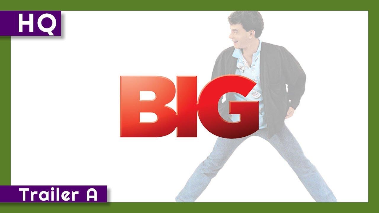 Big (1988) Trailer A