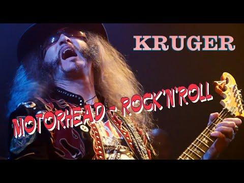 KRUGER - ROCK'N'ROLL (Motorhead Cover) Clip