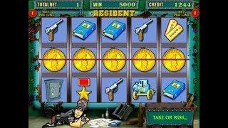 Игровой автомат # Резидент # Resident # Бонус сейфы # и многое другое