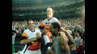 1986 Astros: Mike Scott throws a no hitter, strikes out 13 Giants (9.25.86)
