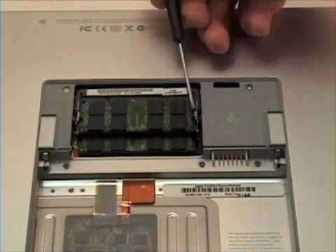 "Замена оперативной памяти на MacBook Pro 15"" - Видео"
