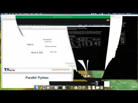 Parallel Processing With Python