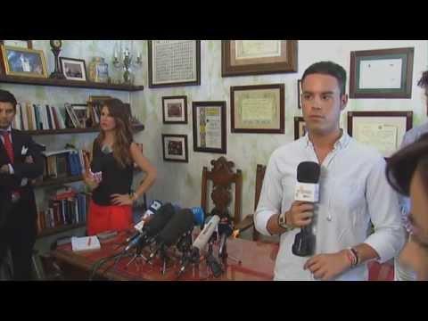 Ashya King family press conference