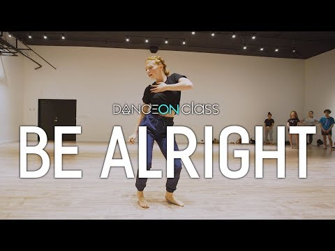 Dean Lewis - Be Alright | Jordan Clark Choreography | DanceOn Class