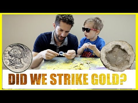 Excavating and Treasure Hunting | We had some amazing finds