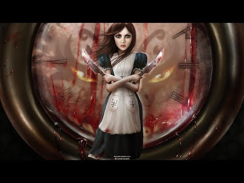 [4K] Alice: Madness Returns \ NVIDIA PhysX Gameplay @ GeForce RTX 2080