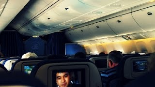 Uzbekistan Airways Flight Review: HY302 TLV-TAS
