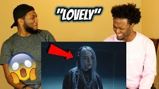 Billie Eilish lovely with Khalid REACTION.mp3