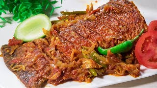 -Masala Fish Recipe