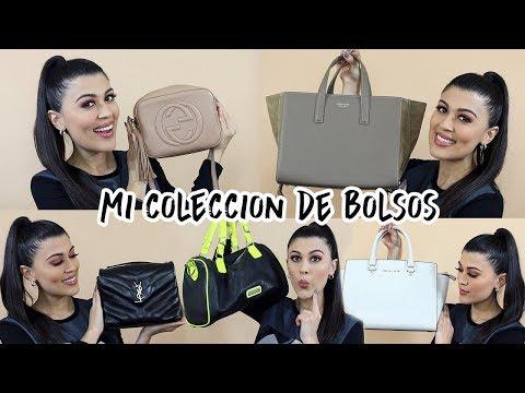 MI COLECCION DE BOLSOS / CARTERAS 2017 - 2018