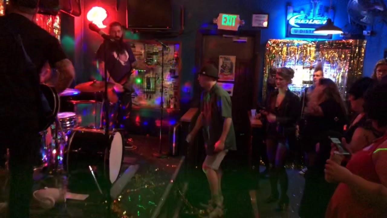 Thrash Armstrong Live at the Kraken 1