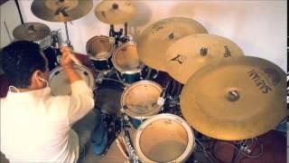 Whitesnake - Here I Go Again (Drum Cover)