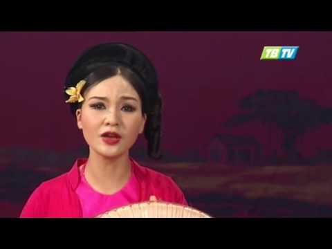 Hát chèo Đào Liễu || NSƯT Thu Hà nhà hát chèo Thái Bình
