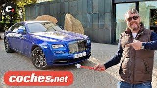 Rolls-Royce Wraith 2019   Prueba / Test / Review en español   coches.net