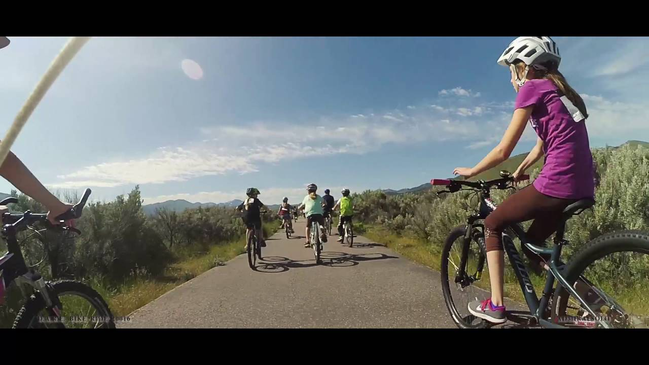 D A R E Bike Ride 2016 Youtube