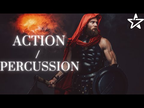Drums & Percussion Background Music For Videos / Sport Advertising [Royalty Free - Commercial Use]
