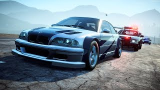 Abandoned BMW M3 E46 Most Wanted Edition - NFS Payback