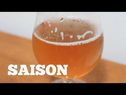 Receita Cerveja Saison (BIAB)