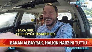 Berat Albayrak, Seçim Taksi'de! - Atv Haber 8 Haziran 2018