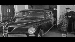 Alfa Romeo 6C 2500 Ministeriale (´48) - Don Camillo, Monsignore... Ma non troppo (´61)