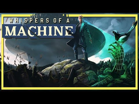 Whispers of a Machine - Blade Runner Nordic Dystopia   Whispers of a Machine Gameplay