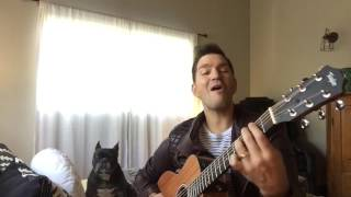 "Andy Grammer performs ""Fresh Eyes"" in bed 