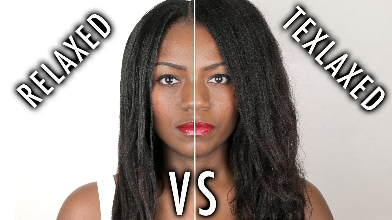 From Relaxed To Natural Hair Transition