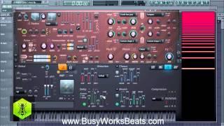 Lil Wayne Carter 5 Tutorial in FL Studio | Part 2 Chords, Melody (Beginner)