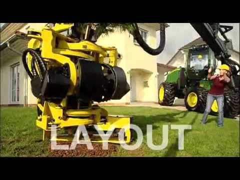 John Deere 214 >> Funny John Deere Commercial - YouTube