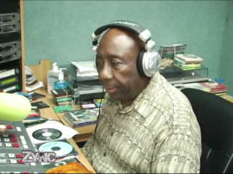 GIL BAILEY - The Godfather of Caribbean Radio (NY)