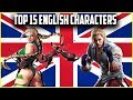Top 15 British Fighting Game Characters