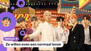 K-popgroep BTS stopt er even mee