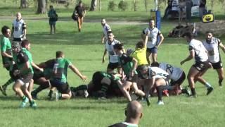 Campeonato Gaúcho de Rugby (2017): Universitário Santa Maria X San Diego (1ª divisão)