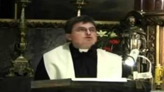 Szokujące kazanie księdza Piotra Natanka