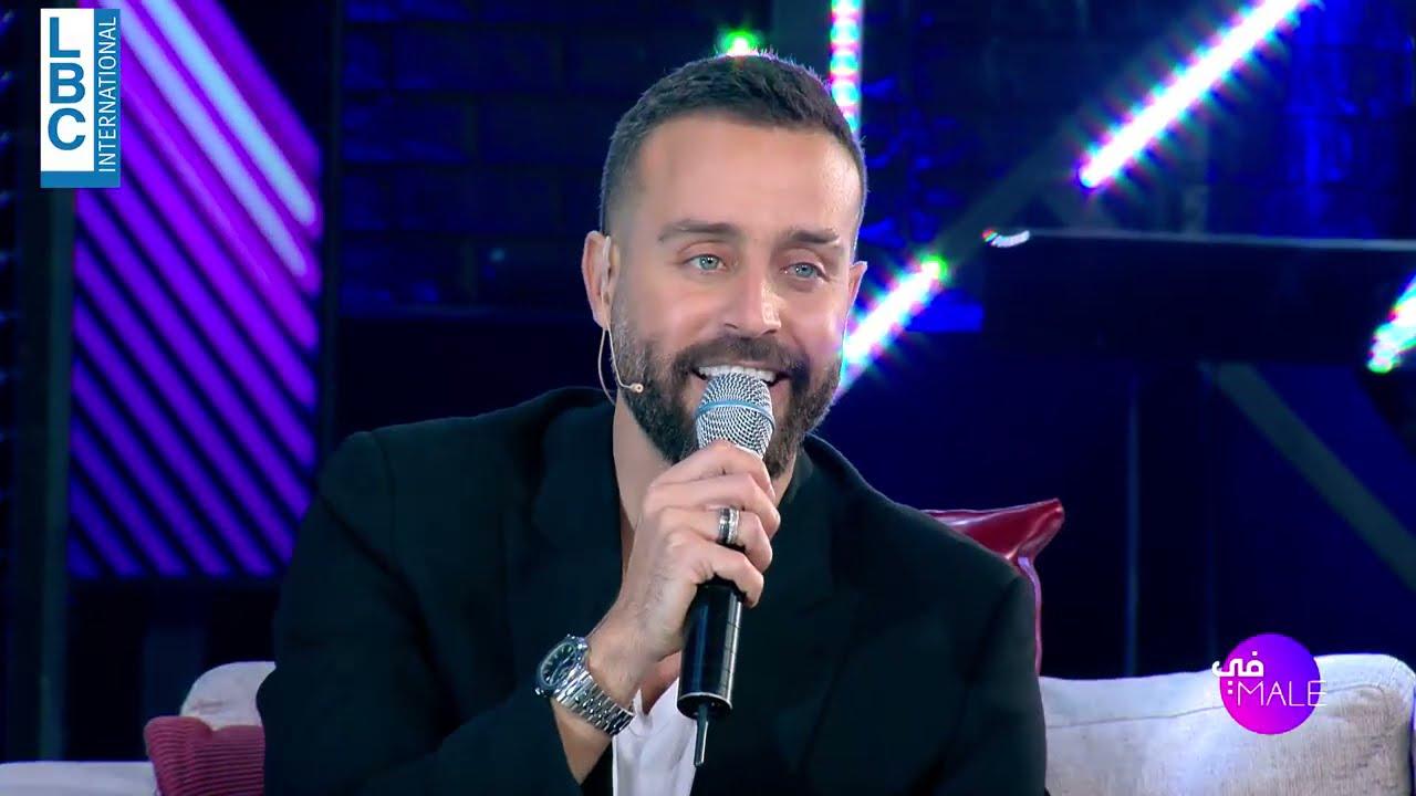 الفنان سعد رمضان يغني مدليه بأجمل أغانيه في في Male