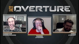 Watch the Overture Episode 3: Coaches (feat. Sideshow)