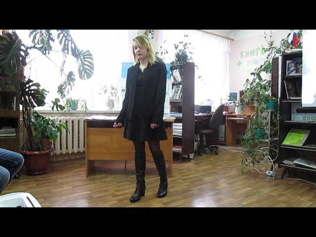 Изображение предпросмотра прочтения – ТатьянаШипова читает произведение «Снова здесь пьют, дерутся и плачут» С.А.Есенина