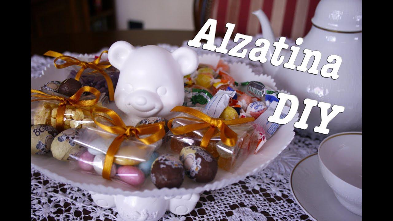 TUTORIAL: ALZATINA fai da te (-rIcIcLo-DiY-) - YouTube
