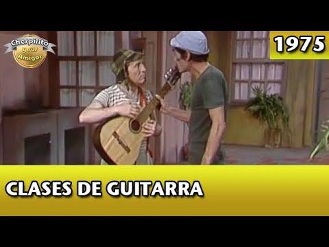 El Chavo | Clases de guitarra (Completo)