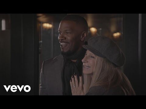 Barbra Streisand with Jamie Foxx - Climb Ev'ry Mountain