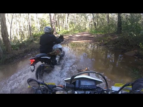 NRABR Candole & Station Creek 9-7-17  Monthly ride