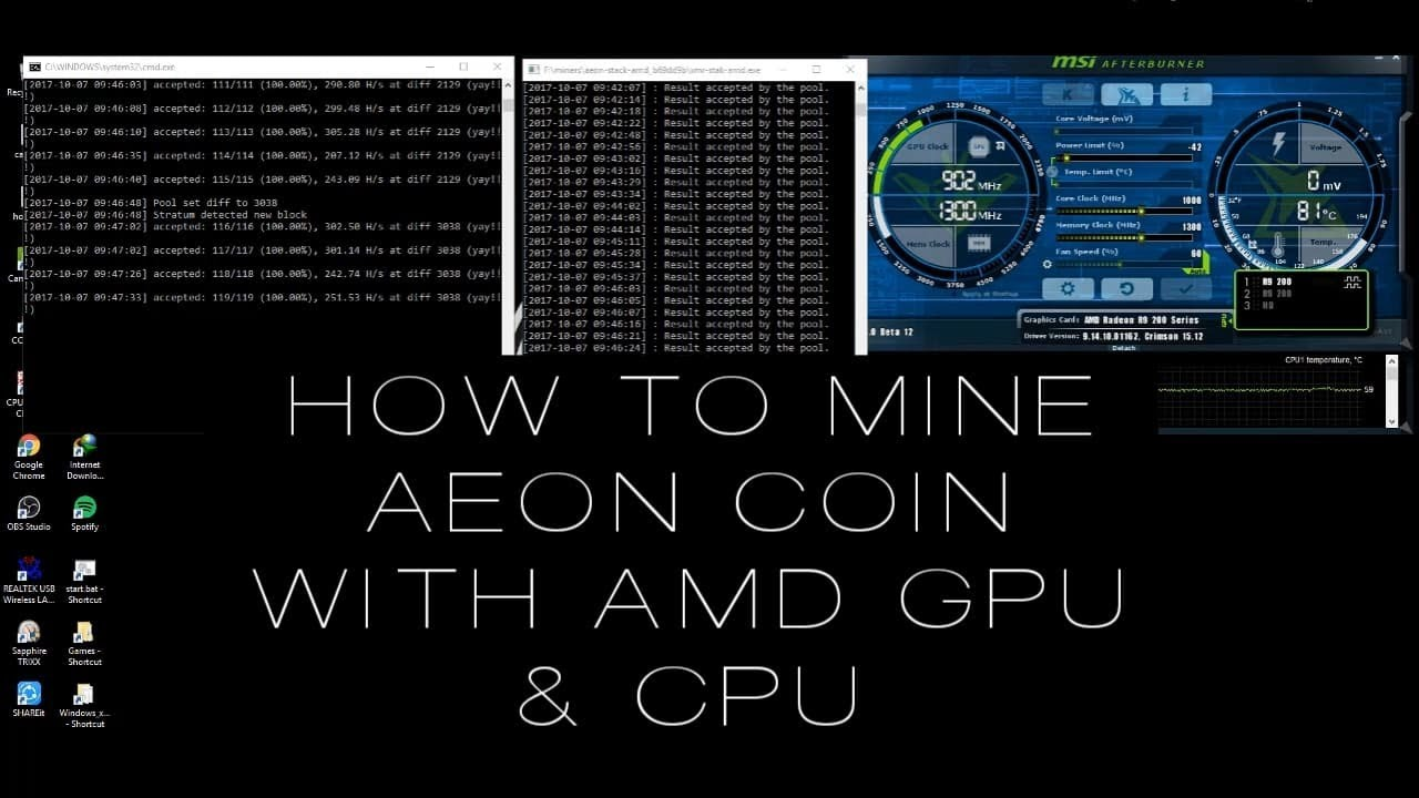 Aeon Mining Rig Best Cpu For Coin Mining – Reno Construction