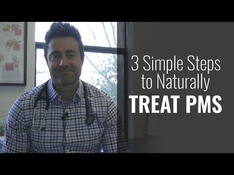 3 Simple Steps to Naturally Treat PMS