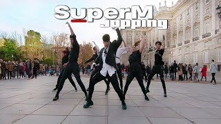 KPOP IN PUBLIC CHALLENGE INTRO + SuperM - Jopping Dance Cover By PONY SQUAD