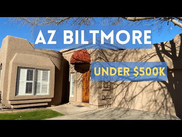 3015 E Coolidge St UNIT 7, Phoenix, AZ 85016 - Phoenix Arizona Biltmore Townhome - Single Level