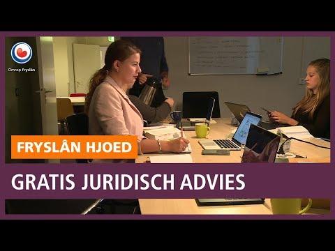 REPO: Studenten geven gratis juridisch advies in Leeuwarden