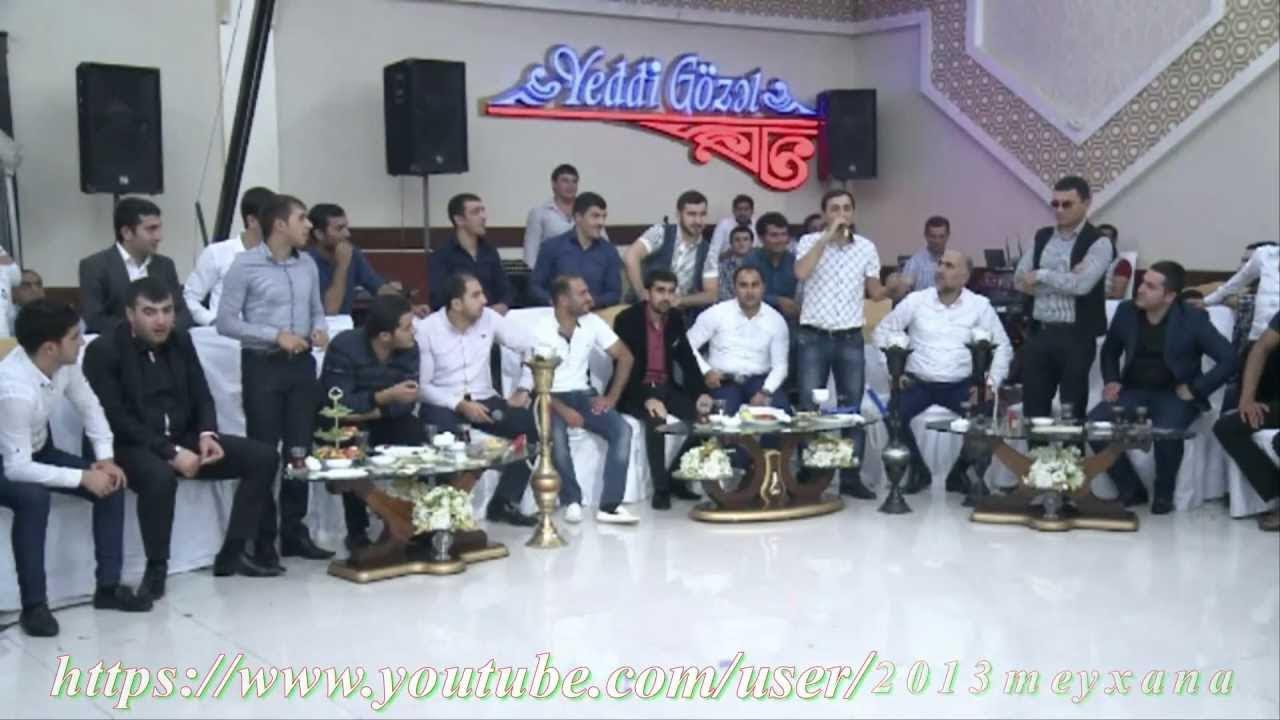Meyxana 2013 (Qelyan her axsam) - Resad, Perviz, Orxan, Vuqar, Mirferid, Vasif, Elshen və b