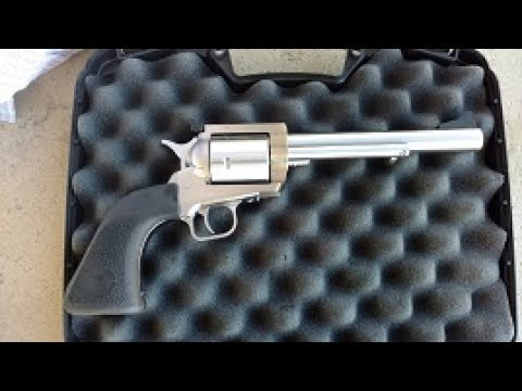 The Magnum Research .475 Linebaugh BFR
