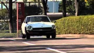 実際に「フェアレディZ 432」に乗り込み、テストドライブへ。市販車なが...