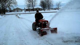 Simplicity Sel Snow Blower